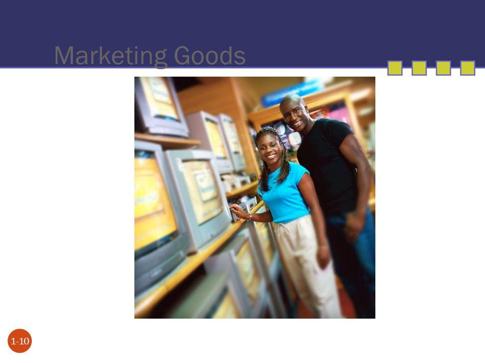 Marketing Goods