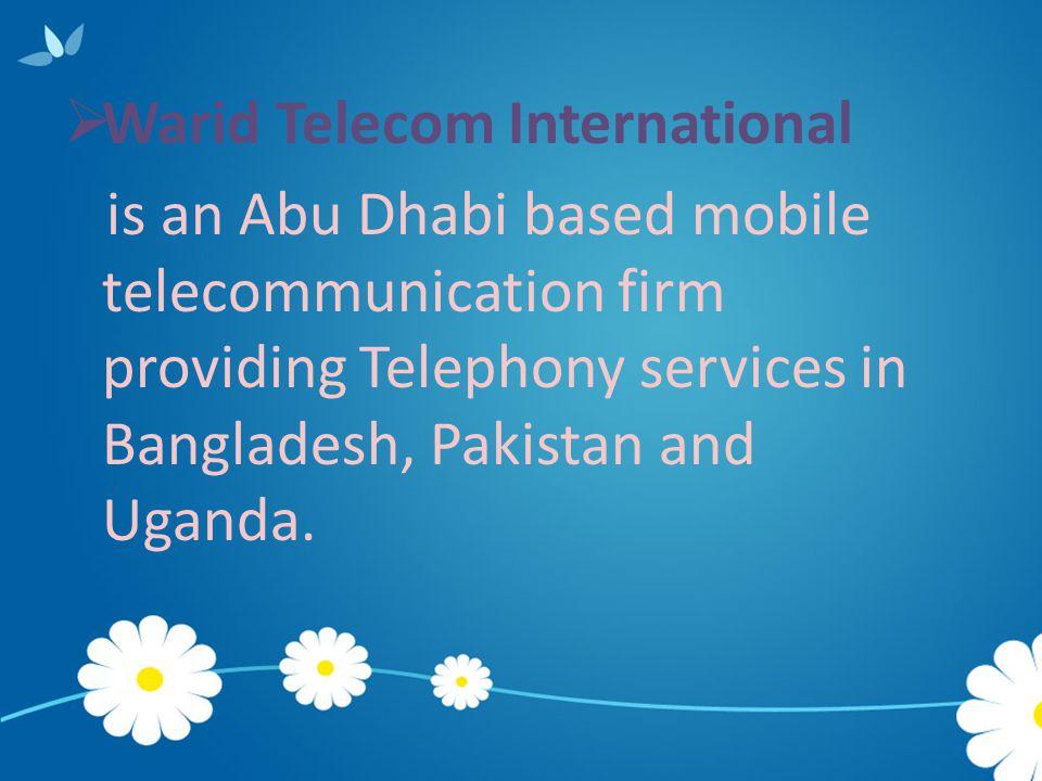 Warid Telecom International