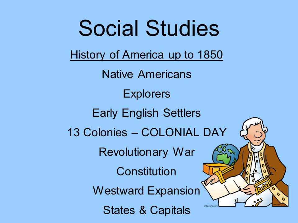 Social Studies History of America up to 1850 Native Americans