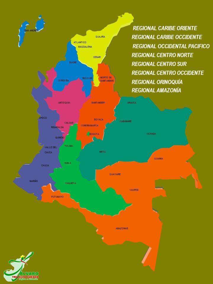 REGIONAL CARIBE ORIENTE