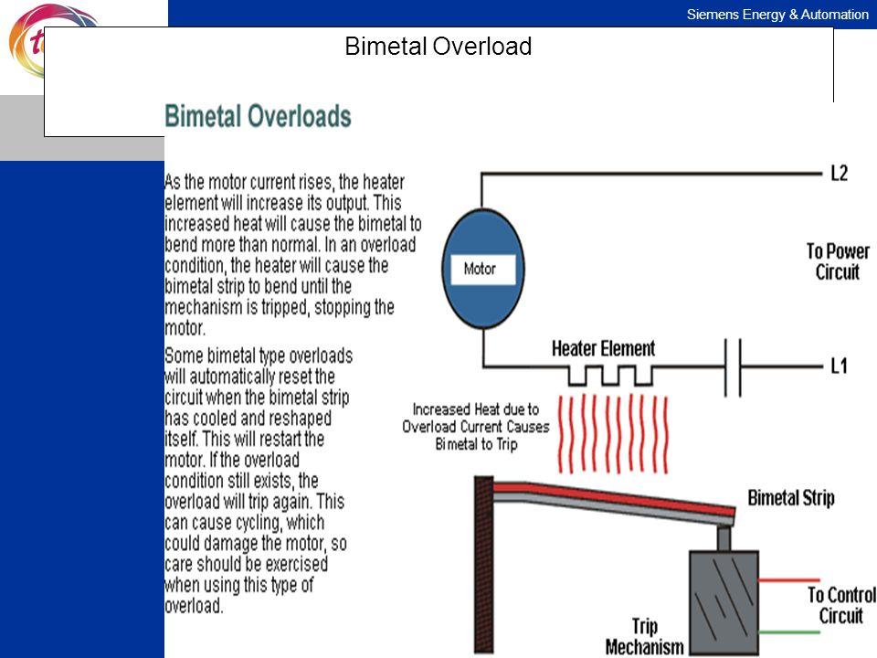 Bimetal Overload
