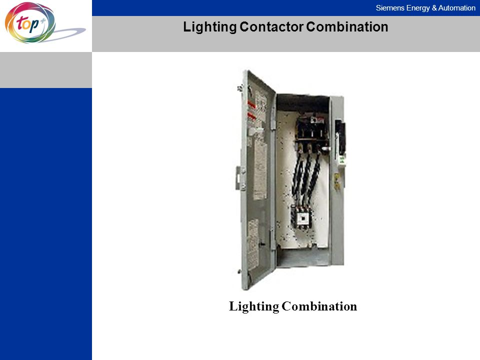 Lighting Contactor Combination
