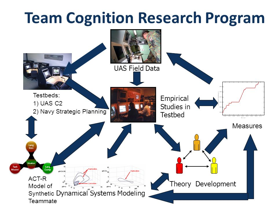 Team Cognition Research Program