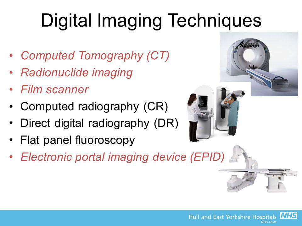 Digital Imaging Techniques