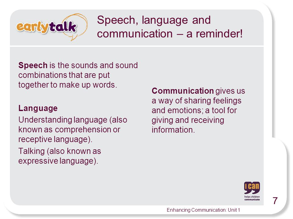 language as a tool of communication pdf