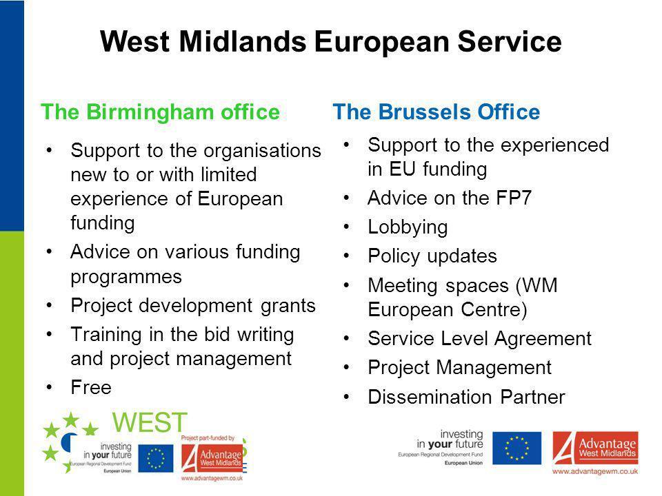 West Midlands European Service