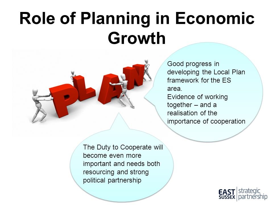 Role of Planning in Economic Growth