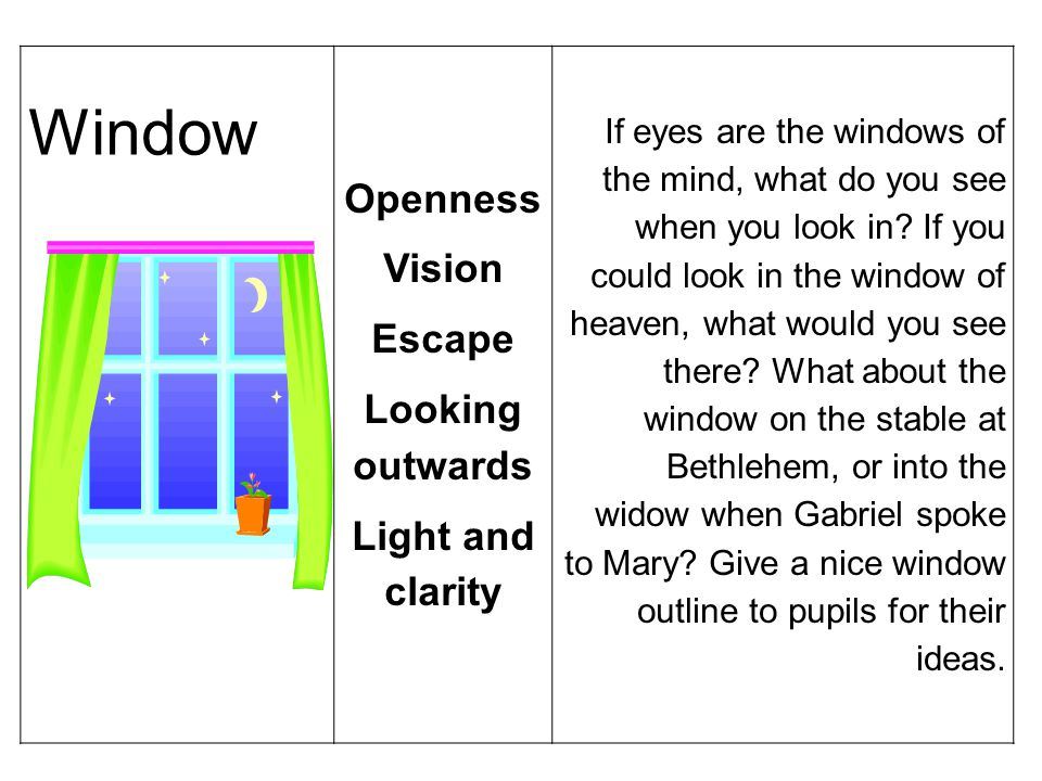 Window Openness Vision Escape Looking outwards Light and clarity