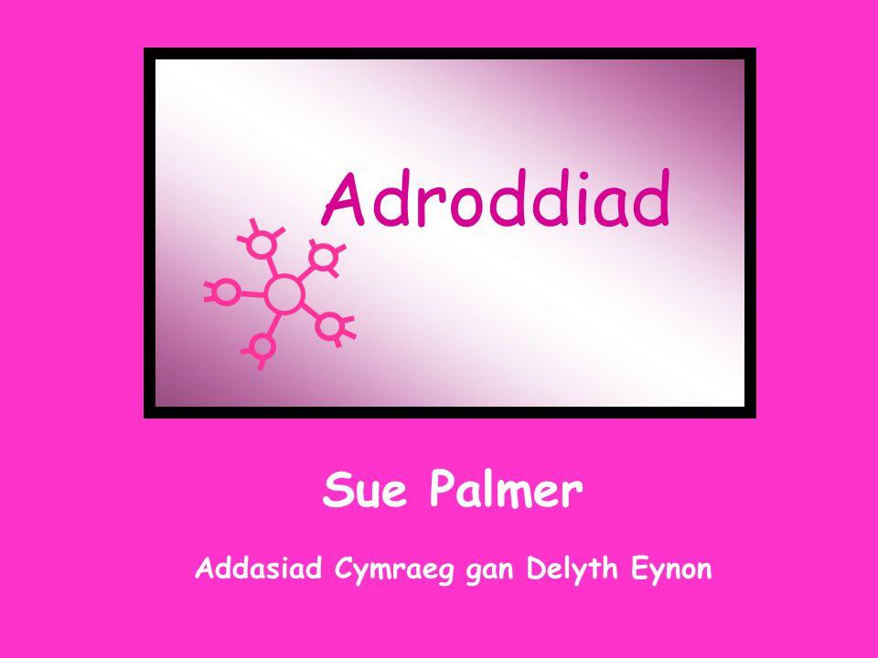Addasiad Cymraeg gan Delyth Eynon