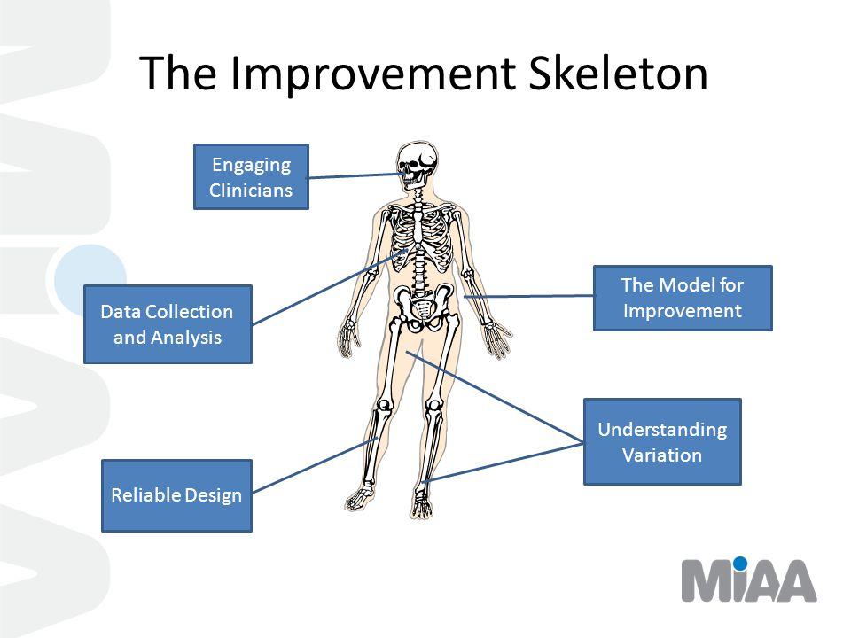 The Improvement Skeleton