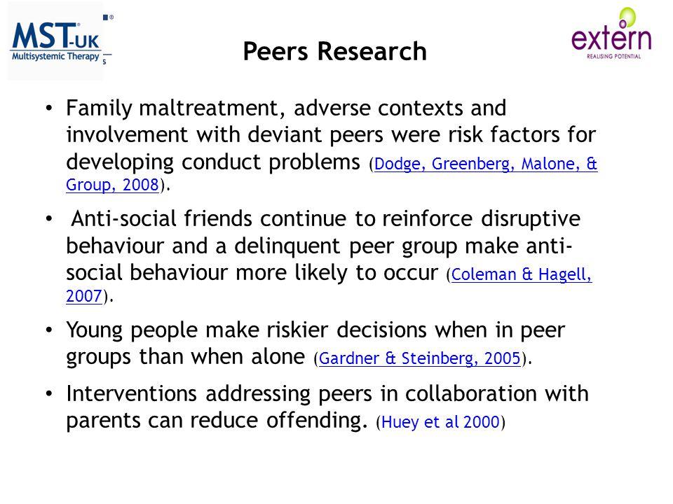 Peers Research