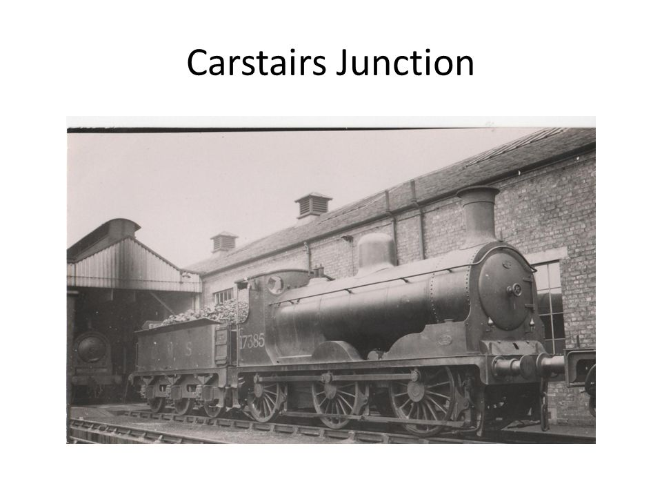 Carstairs Junction