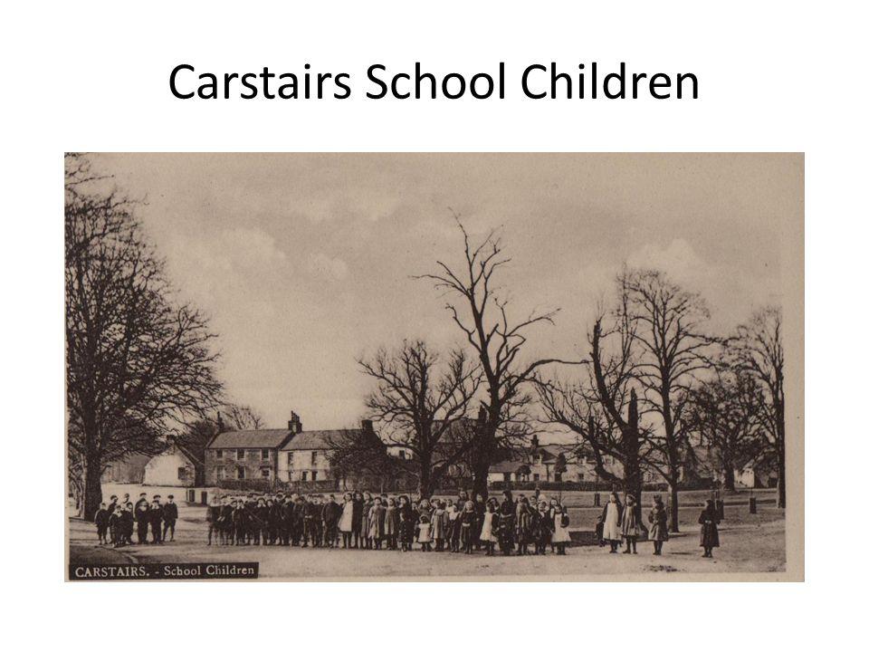 Carstairs School Children