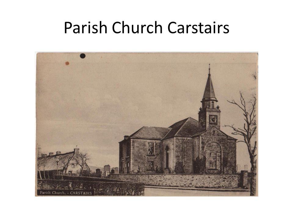 Parish Church Carstairs