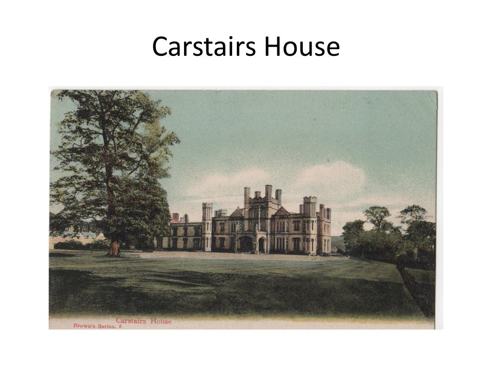 Carstairs House