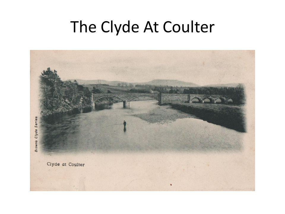 The Clyde At Coulter