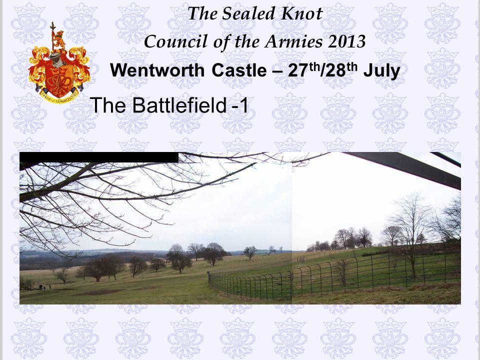The Battlefield -1