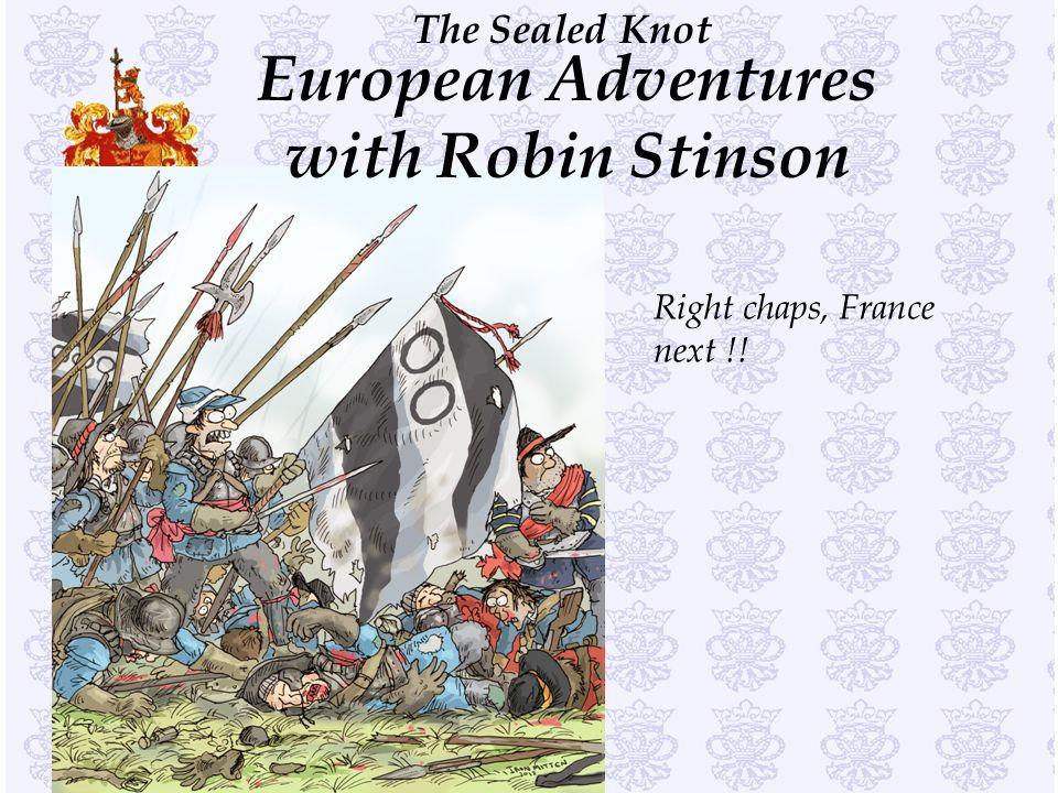 European Adventures with Robin Stinson