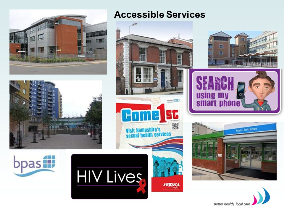 Accessible Services Basingstoke Winchester Andover Southampton