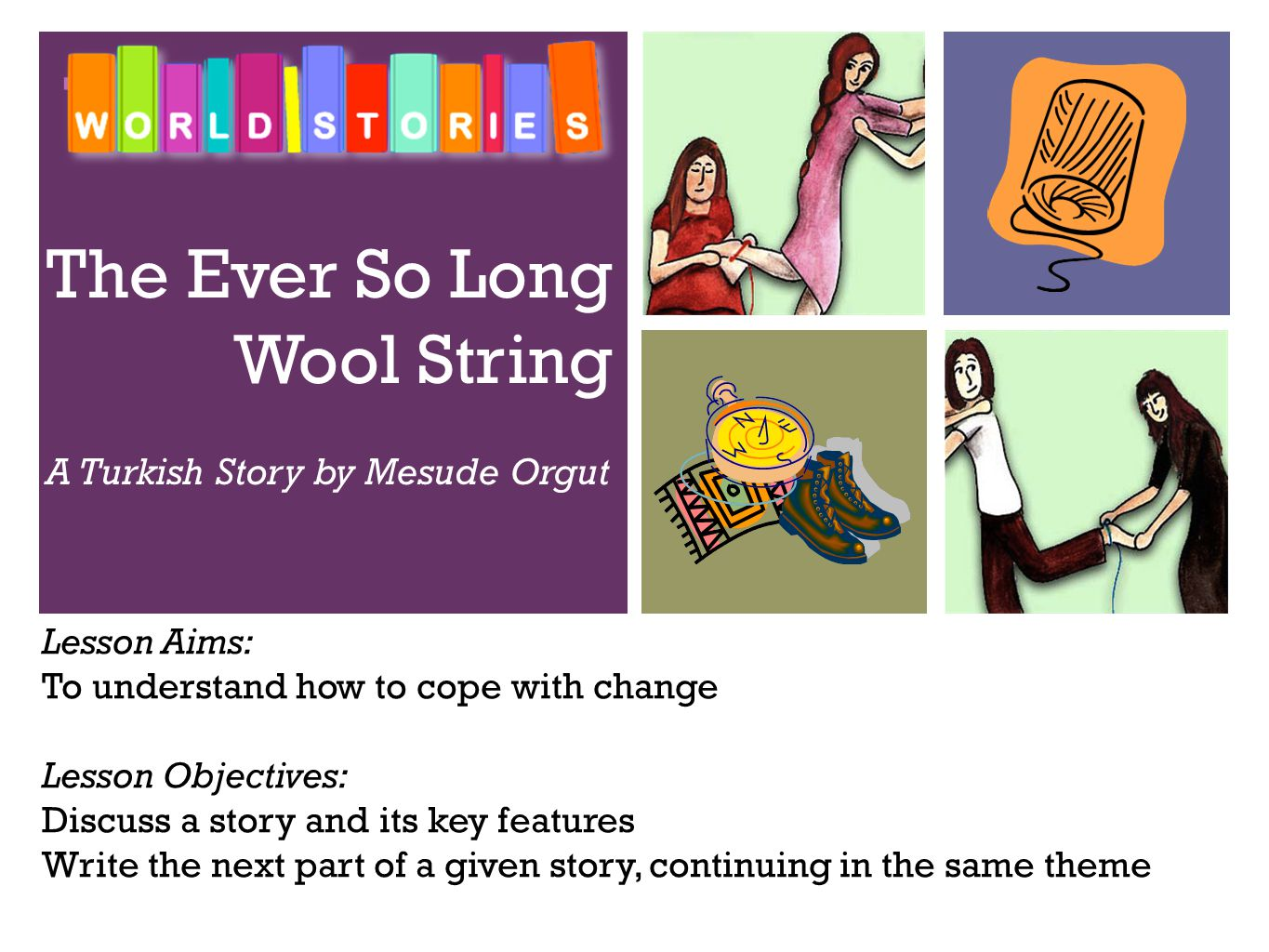The Ever So Long Wool String