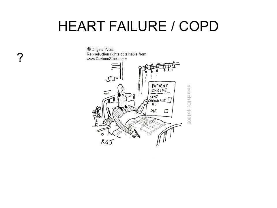 HEART FAILURE / COPD