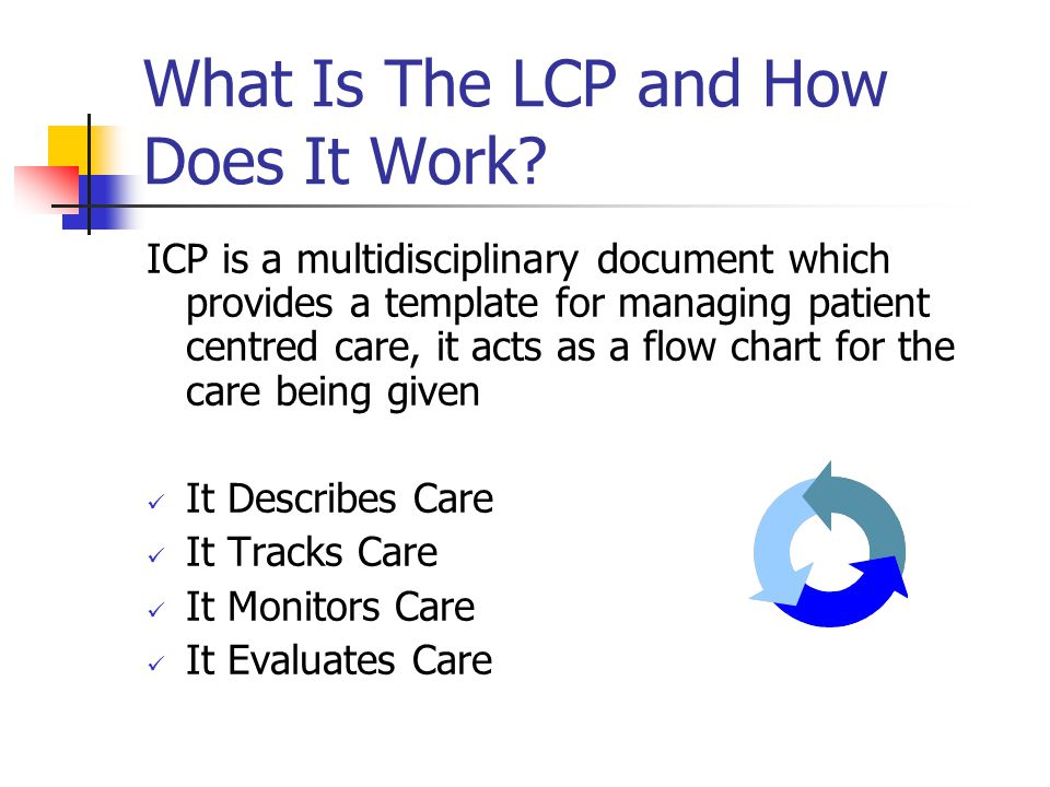 What Is The LCP and How Does It Work