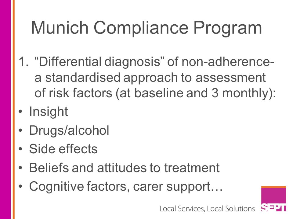Munich Compliance Program