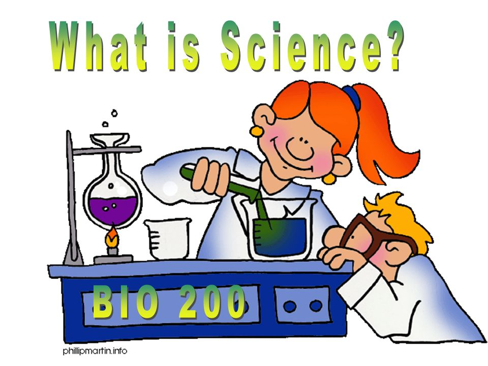 What is Science BIO 200