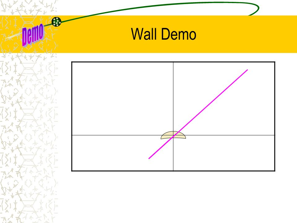 Wall Demo Demo