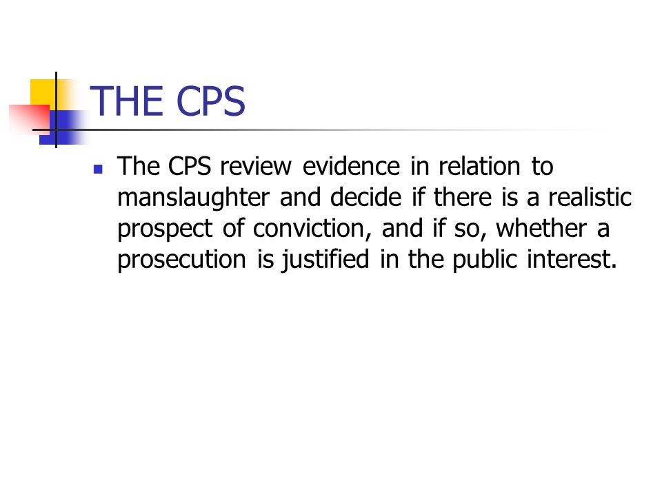 THE CPS