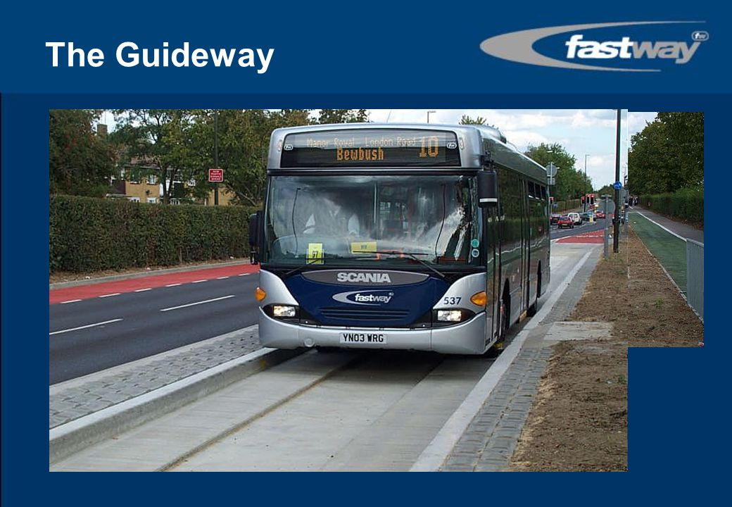 The Guideway