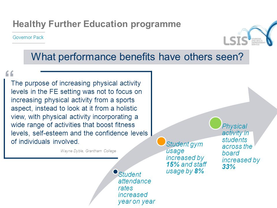 What performance benefits have others seen