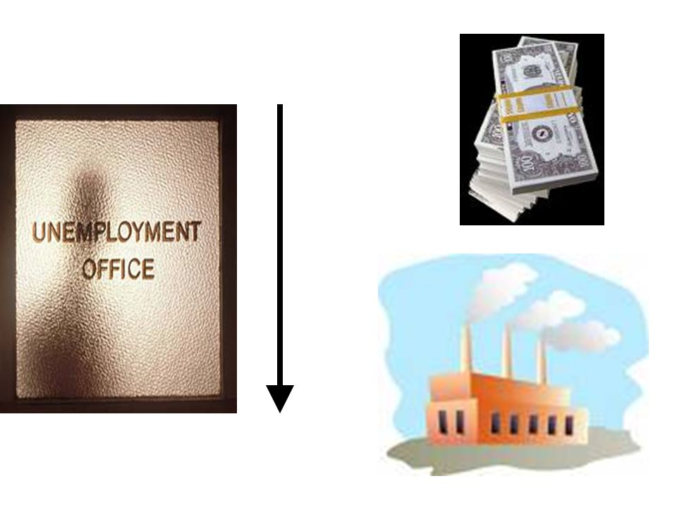 Unemployment goes down, wages and living conditions improved, foreign investment in factories, production increased and new factories built.