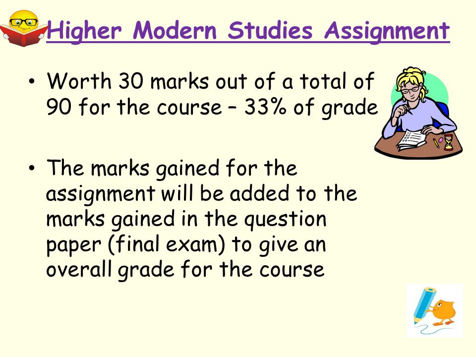 write higher modern studies essay Essay plans that they could write them confidently under time • revising all content on a continuous basis how to pass higher modern studies author.