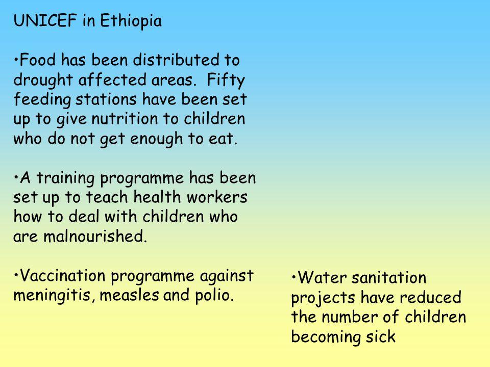 UNICEF in Ethiopia