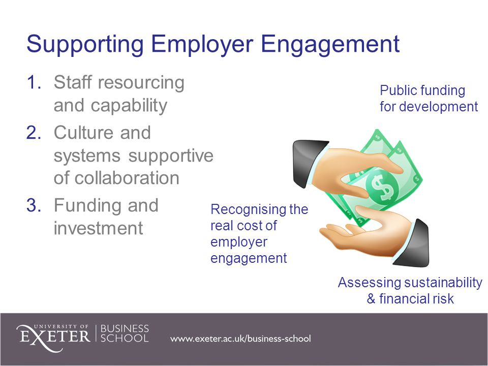Supporting Employer Engagement