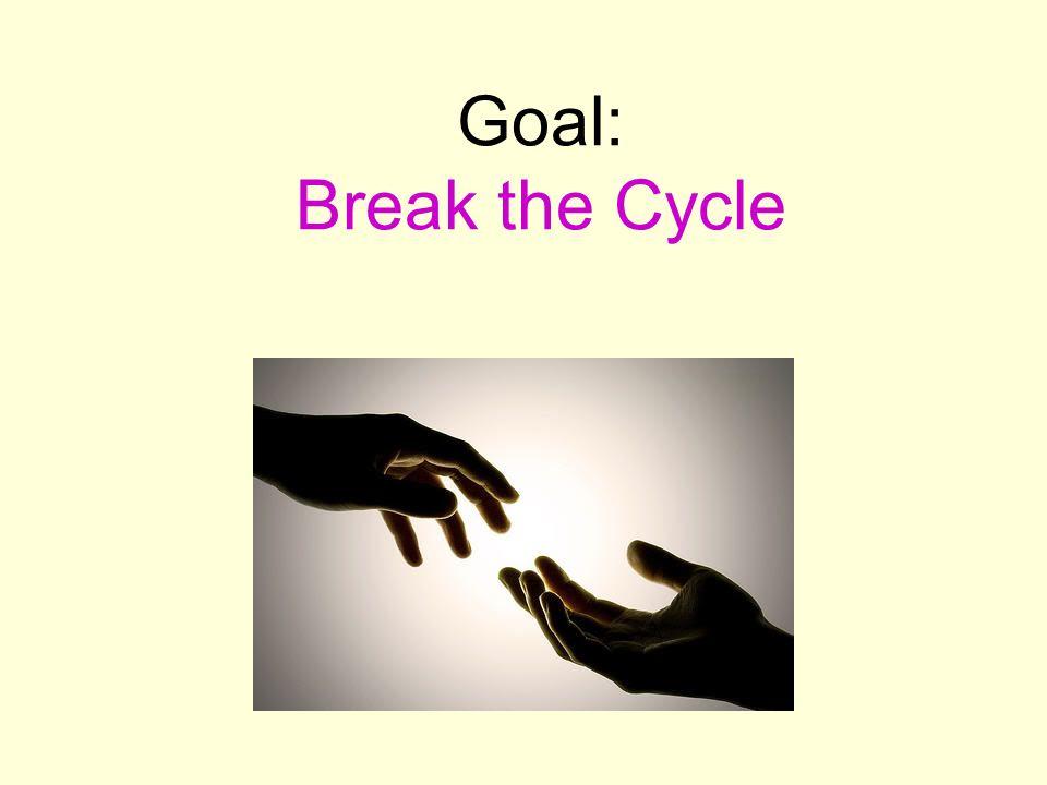 Goal: Break the Cycle