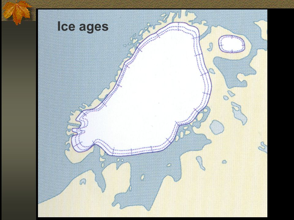 Ice ages