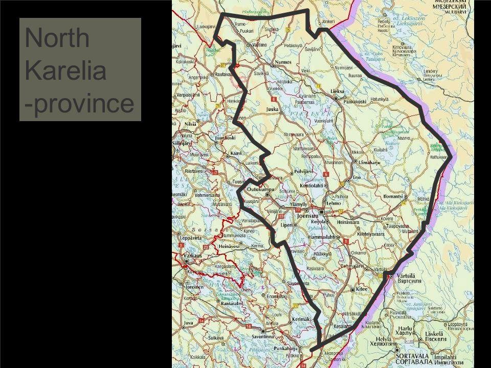 North Karelia -province