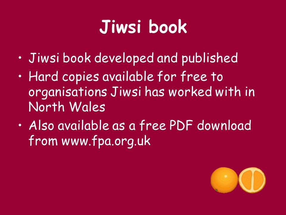 Jiwsi book Jiwsi book developed and published