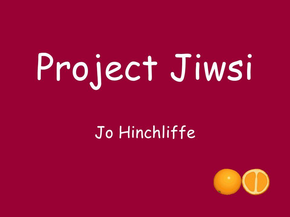 Project Jiwsi Jo Hinchliffe