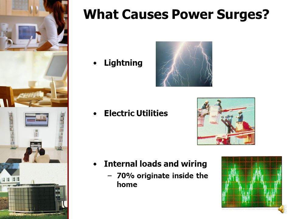What Causes Power Surges