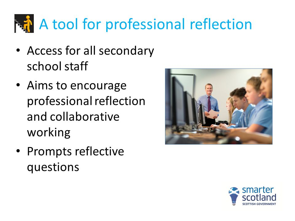 A tool for professional reflection