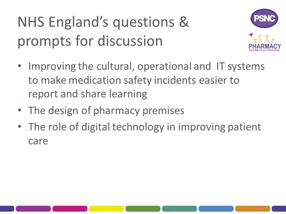NHS England's questions & prompts for discussion