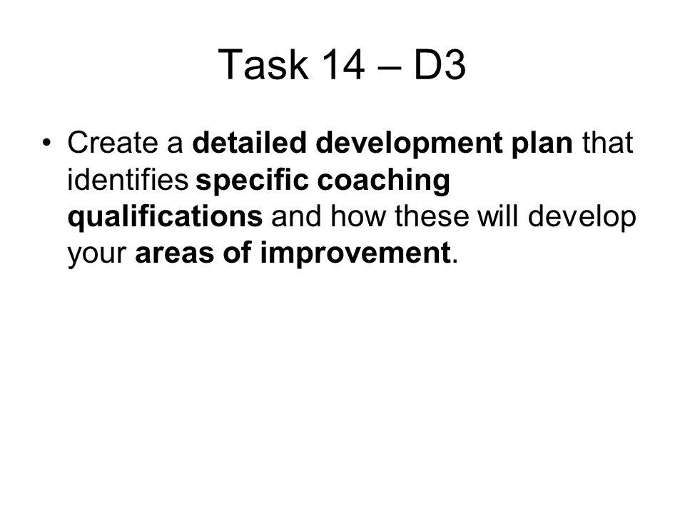 Task 14 – D3