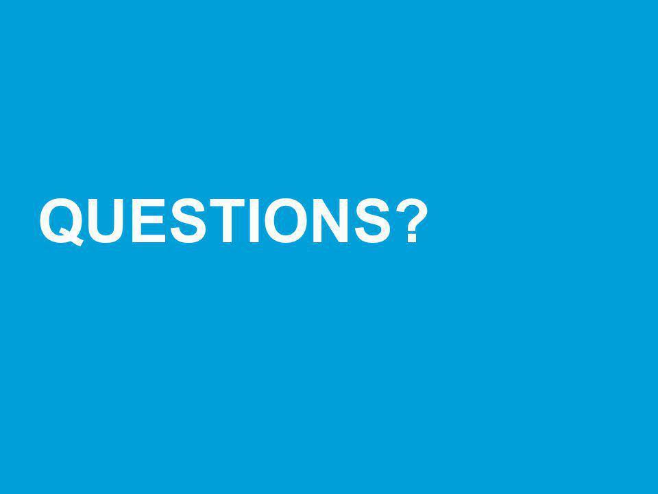 QUESTIONS Hays Senior Finance Thursday 21st October 2010