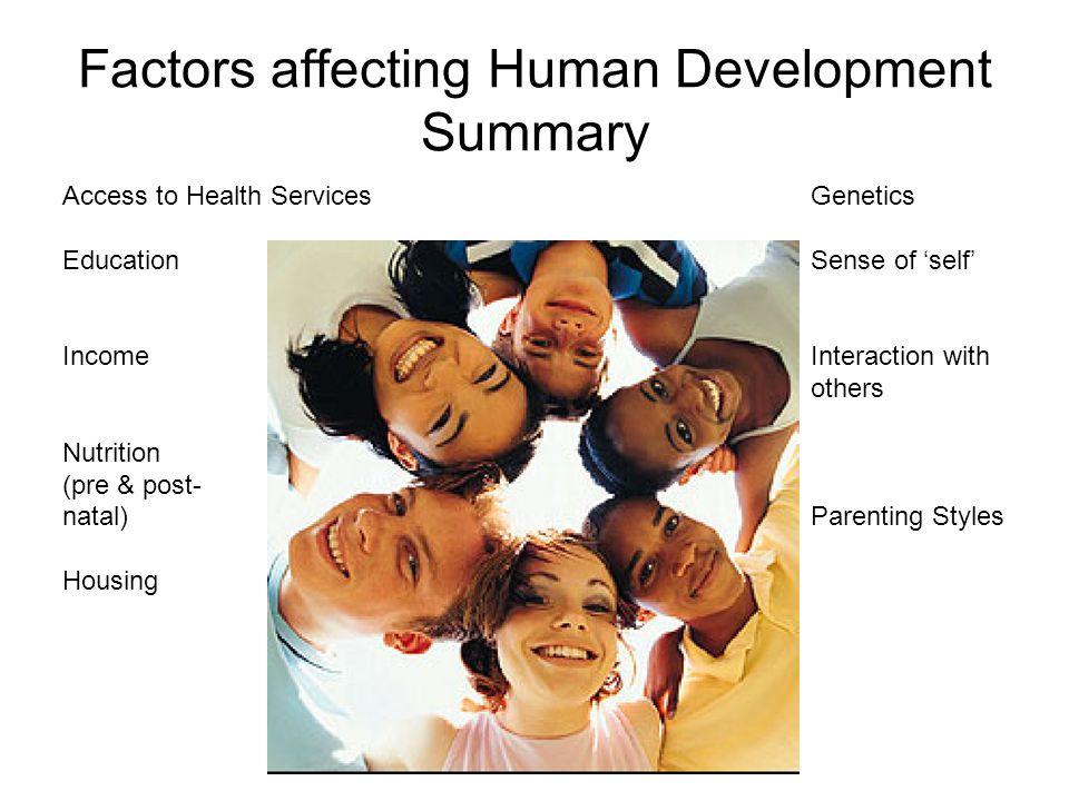 factors affecting human behaviour pdf