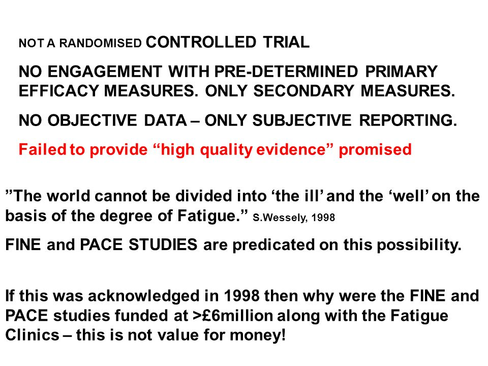 NO OBJECTIVE DATA – ONLY SUBJECTIVE REPORTING.