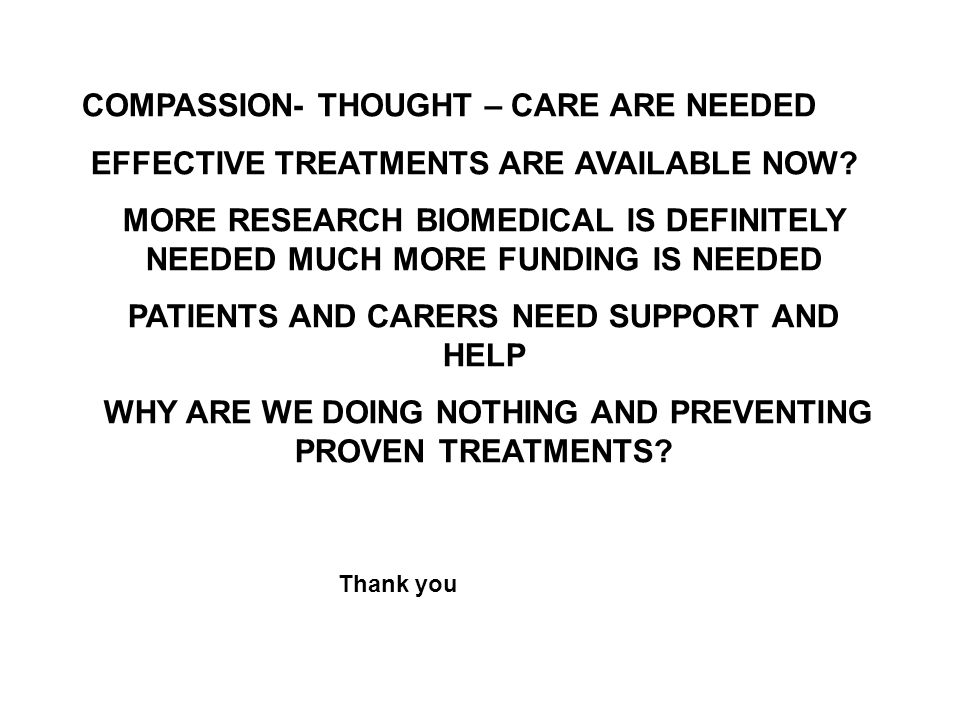 COMPASSION- THOUGHT – CARE ARE NEEDED