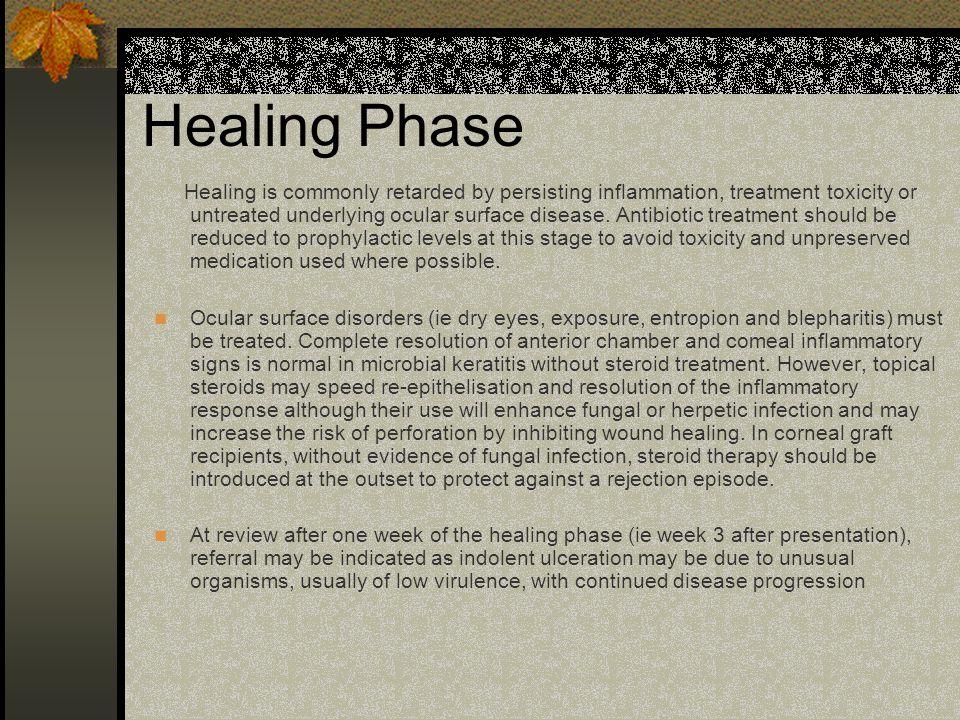 Healing Phase